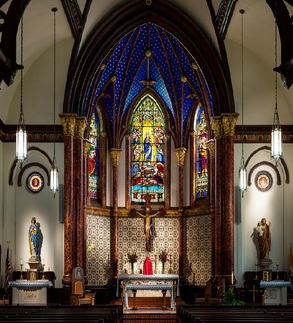 Image result for saint mary cathedral austin